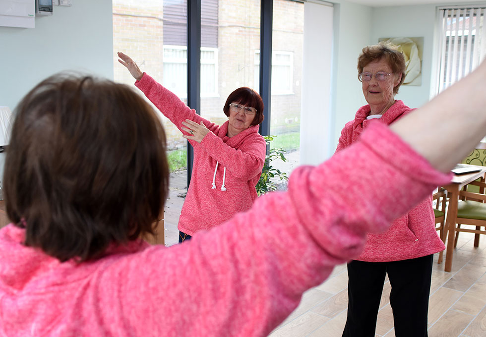 Bishop Ramsay Court - Tai Chi
