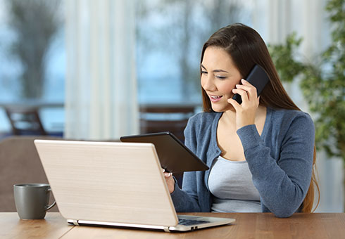 Online Council Tax and benefits service